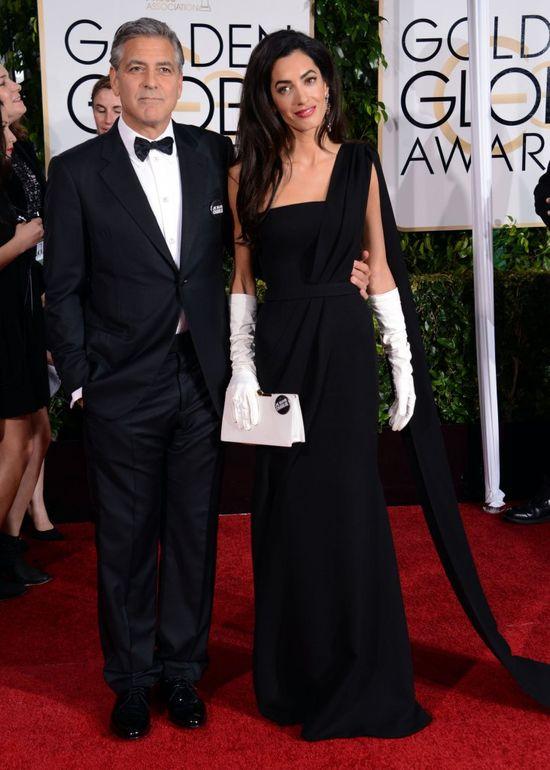 George Clooney dostał rozkaz od swojej żony