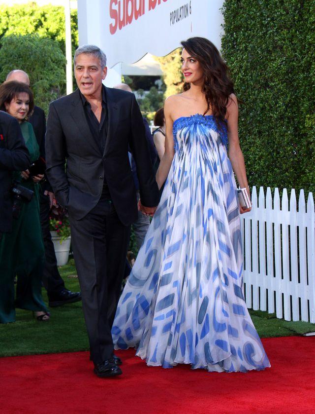 Zobaczcie, jak wygląda TEŚCIOWA George'a Clooneya (ZDJĘCIA)