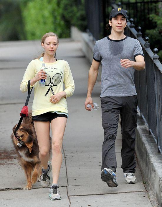 Amanda Seyfried rzuciła Justina Longa!