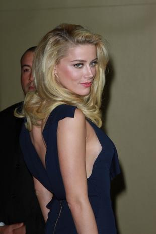 Amber Heard jak ikona kina z dawnych lat (FOTO)