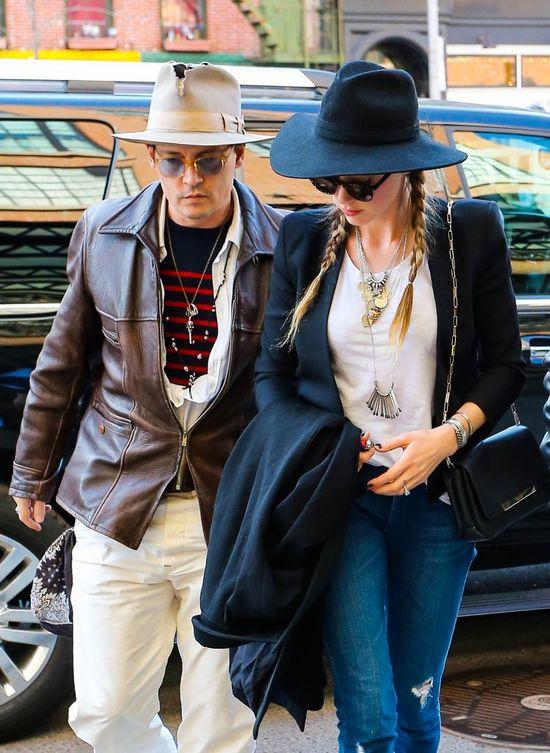 Johnny Depp i Amber Heard... rozchodzą się?