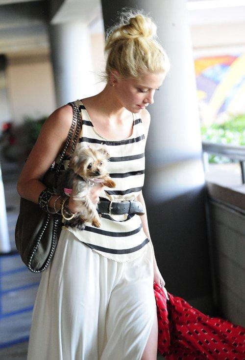 Amber Heard już nie jest blondynką (FOTO)