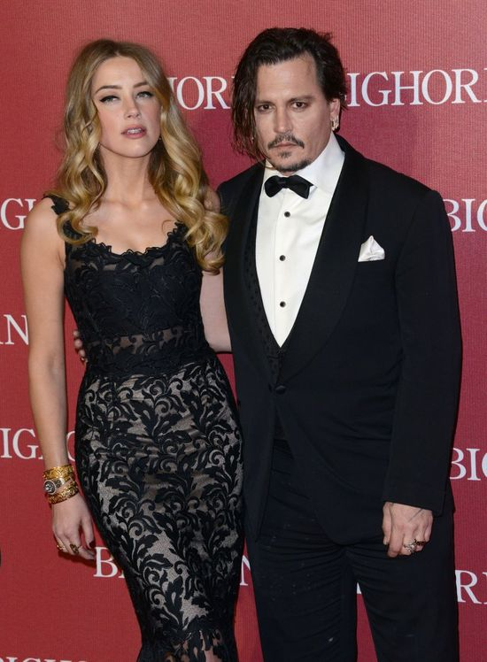 Amber Heard spodziewa się dziecka! Twa wygra miliony Deppa?