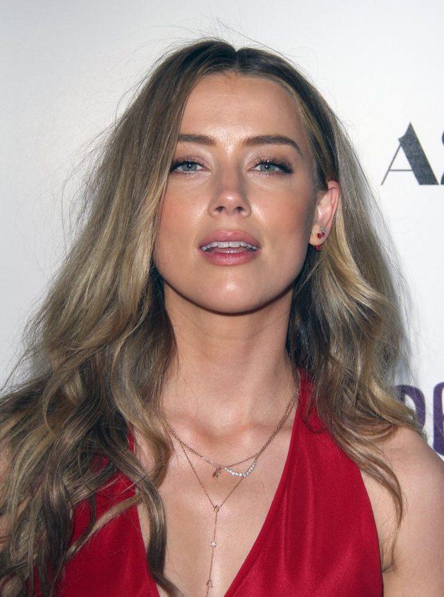 Amber Heard pokaza�a nowe zdj�cie po domniemanym pobiciu (FOTO)