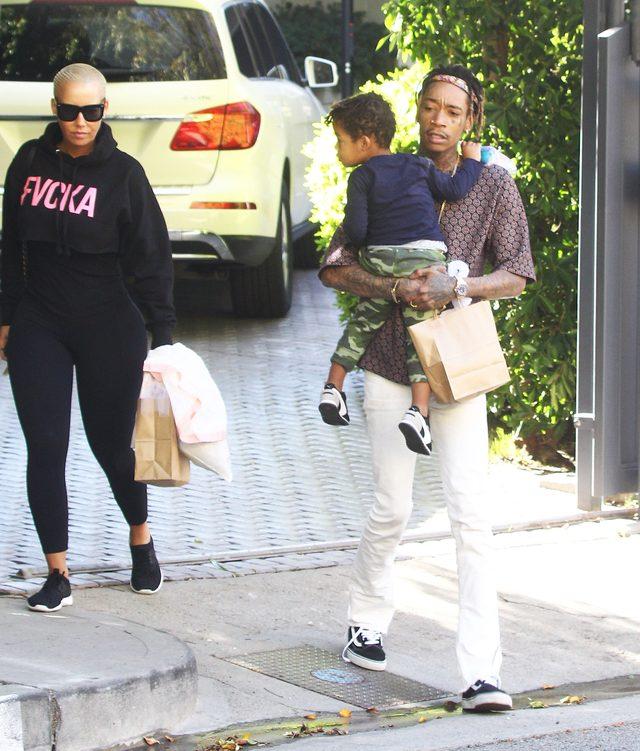 Amber Rose przypomniała Kanye Westowi, jak wyglądał ich seks