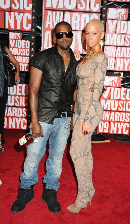 Amber Rose zdradzi wszystkie sekrety Kanye Westa?