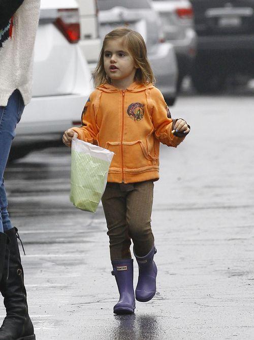 Córka Alessandry Ambrosio jest jak kopia mamy (FOTO)