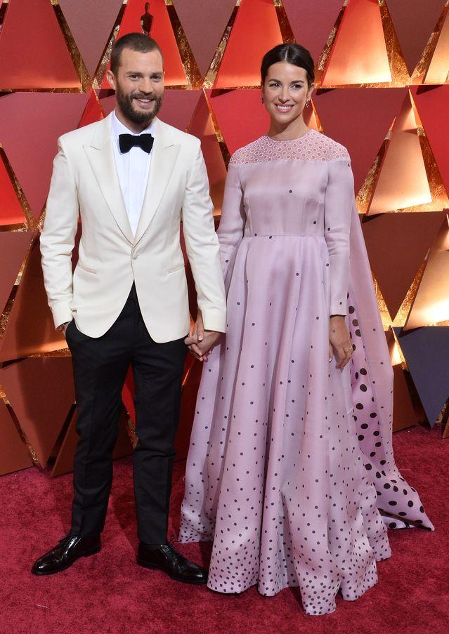 Żona Dornana vs. jego partnerka z planu Greya - która wypadła lepiej na Oscarach