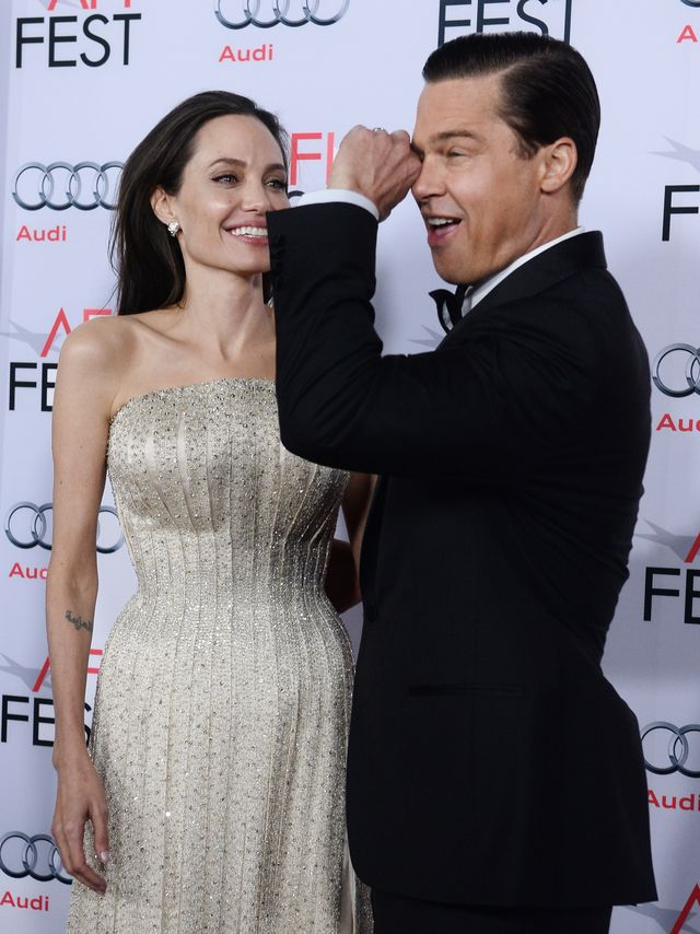 Jolie myślała, że praca z Pittem nad wspólnym filmem uratuje ich związek