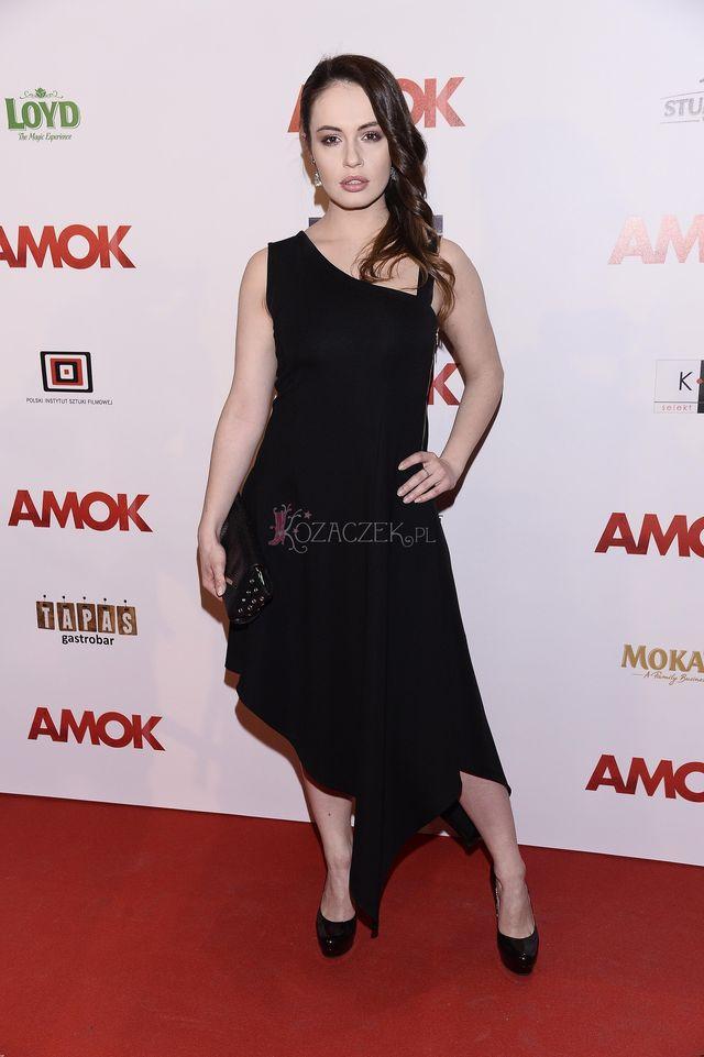 Gwiazdy na premierze filmu Amok (ZDJĘCIA)