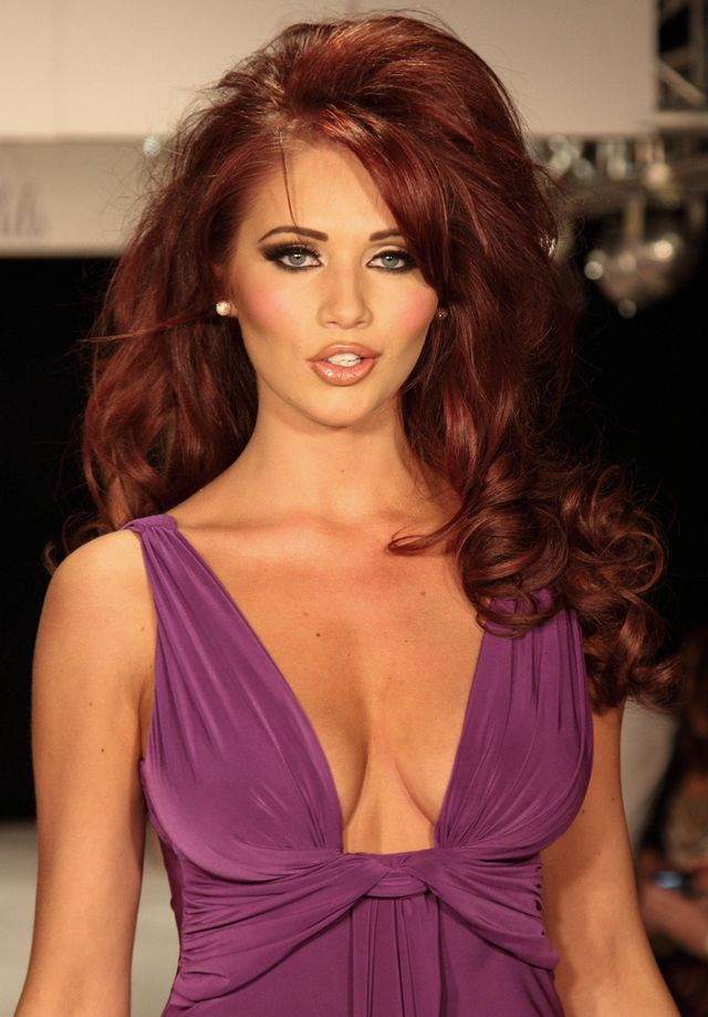 Amy Childs pomyliła Ebolę z... (VIDEO)