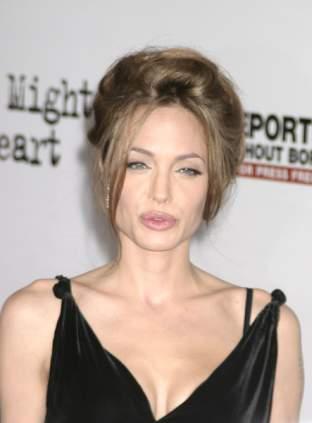 Angelina nic o tym nie wiedziała