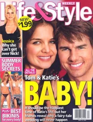 Katie Holmes znowu w ciąży?