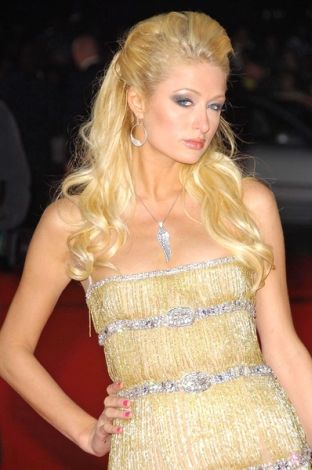 Jak rysuje Paris Hilton?