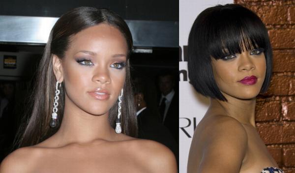 Rihanna o nowym wizerunku