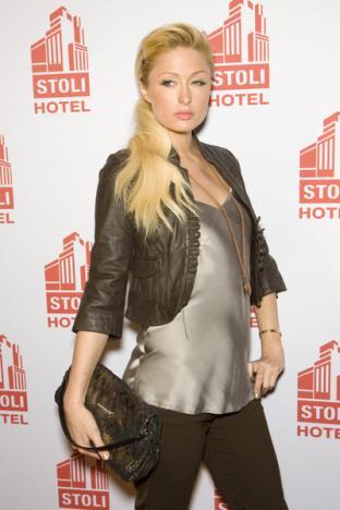 Parodia wywiadu Paris Hilton