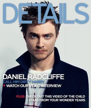 Męski Radcliffe w Details