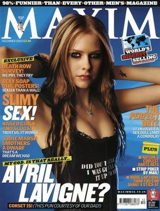 Avril znowu kopiuje?