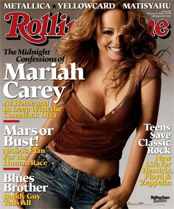 Mariah Carey w bikini