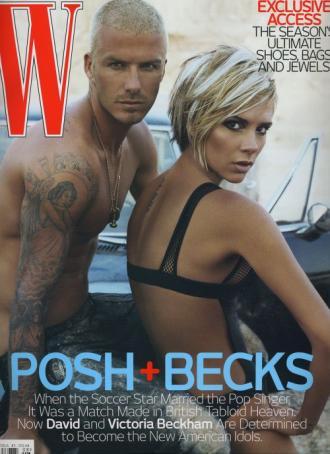 Beckhamowie intymnie