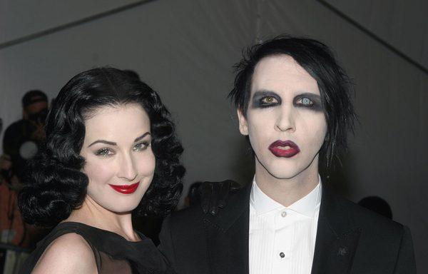 Evan Rachel Wood lubi u Mansona...