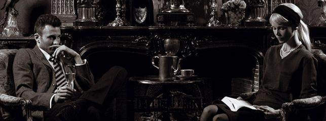 Claudia Schiffer dla Dom Perignon
