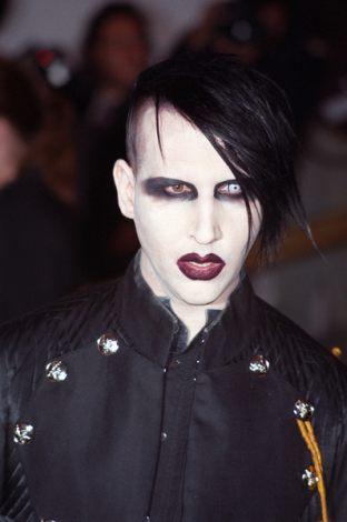 Znak firmowy Marilyna Mansona