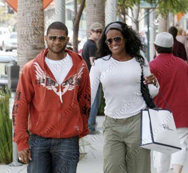 Usher zamyka swoją stronę