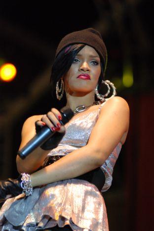 Rihanna chce być czarną Madonną