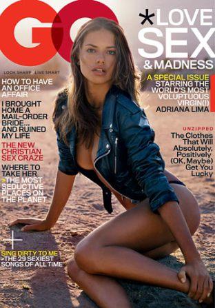 Adriana Lima już nie taka piękna?