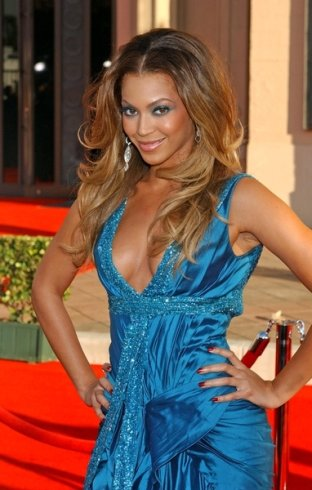 Beyonce w reklamie L'Oreal