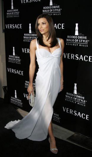 Eva Longoria w Vogue