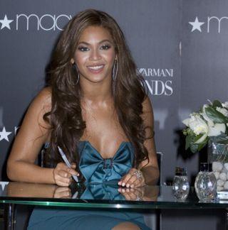 Turkusowa Beyonce