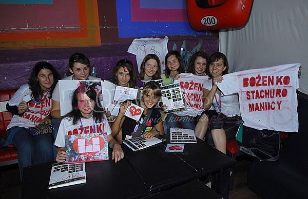 Zlot fanów serialu M jak Miłość (FOTO)