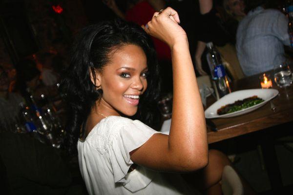 Rihanna jako Domina