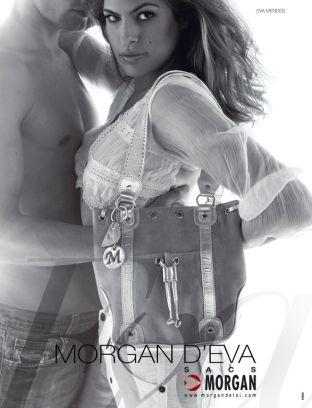 Eva Mendes dla Morgan De Toi