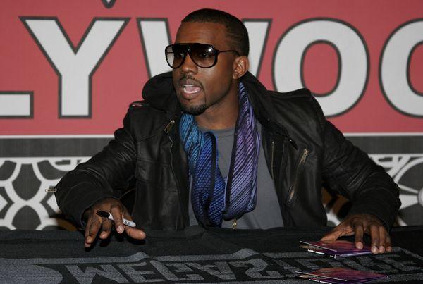 Kanye West aresztowany