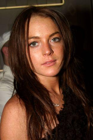 Lindsay Lohan zmieniona przez ogródek