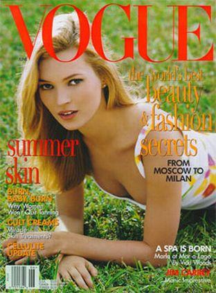 Kate Moss ratuje swój wygląd