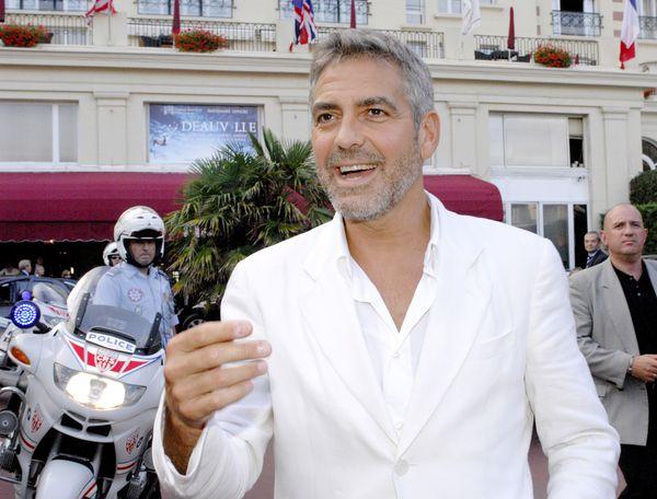 Clooney ma sposób na urodę