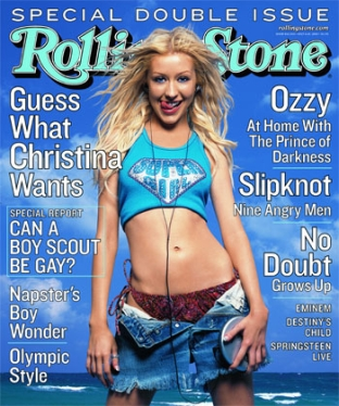Christina Aguilera w ciąży?
