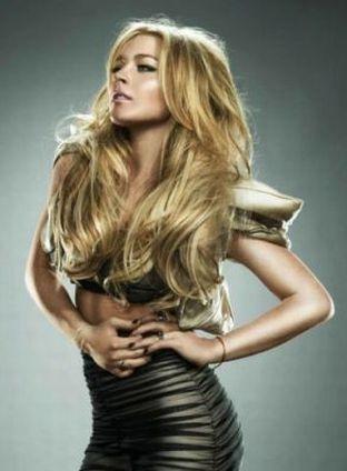 Michael i Lindsay Lohan modlą się o Britney