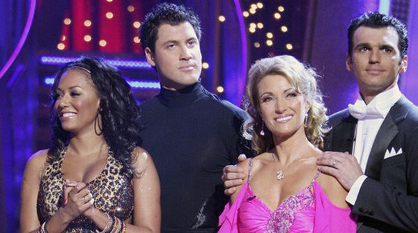 Mel B i Jane Seymour w Dancing With The Stars