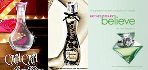 Mania na gwiazdorskie perfumy