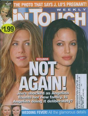 Co łączy Jolie i Aniston?
