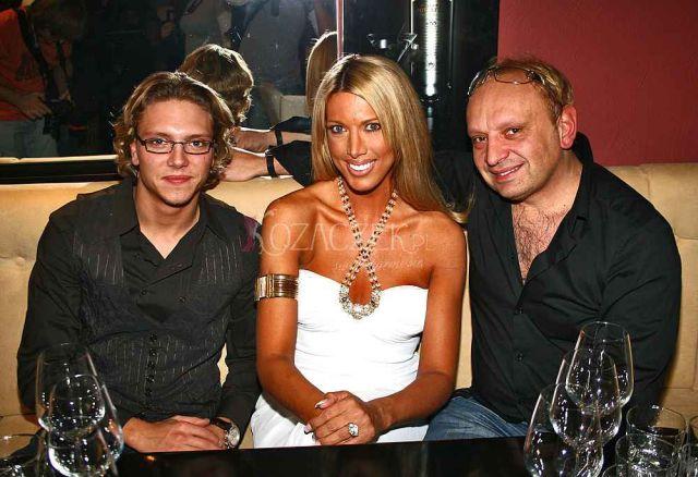 Isis Gee z mężem i Żorą (FOTO)