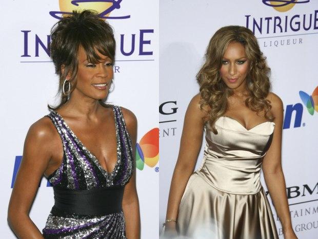 Leona Lewis młodą wersją Whitney