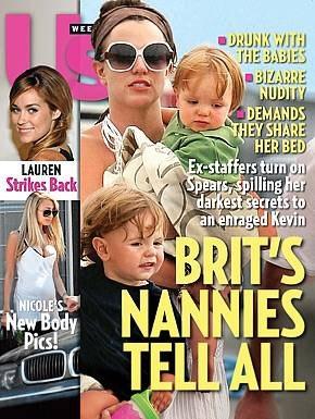 Britney nie chce pełnej opieki nad dziećmi