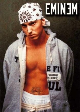 Eminem pisarzem