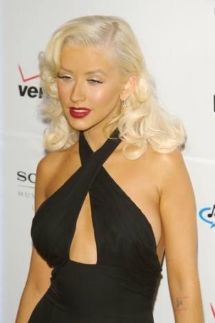 Komiksowa Christina Aguilera